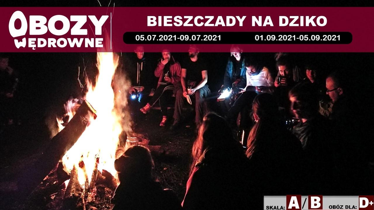 Bieszczady Na Dziko – edycja 2/2021