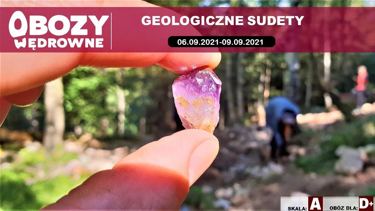 Geologiczne Sudety. Edycja SP