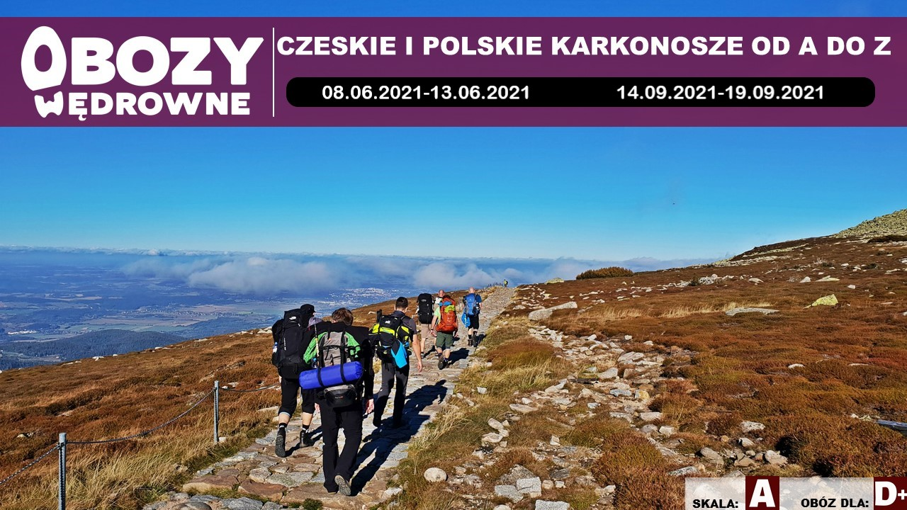 Czeskie i polskie Karkonosze od A do Z – edycja 2/2021