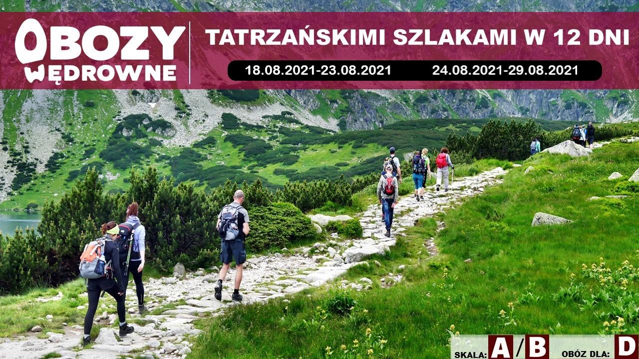 BRAK WOLNYCH MIEJSC. Tatrzańskimi Szlakami