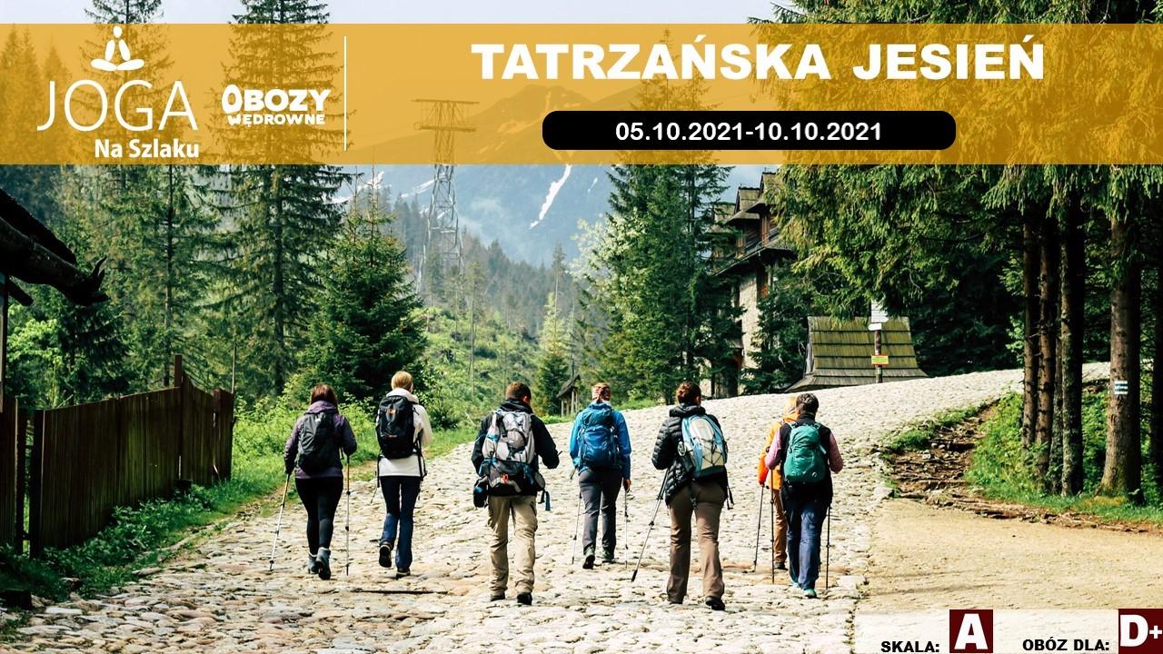Joga Na Szlaku. Tatrzańska Jesień
