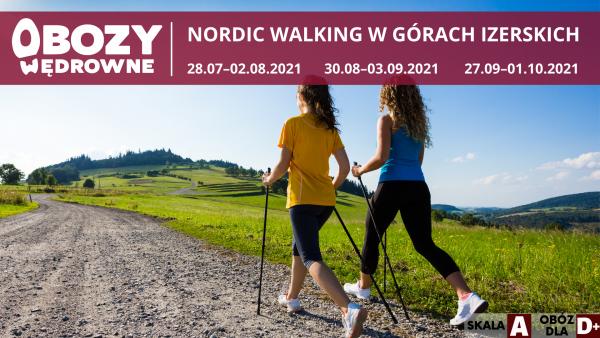 obóz nordic walking