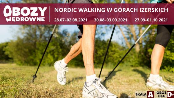 obozy nordic walking w Polsce